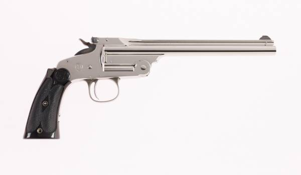 Smith & Wesson - Smith & Wesson Model of 1891 2nd Change