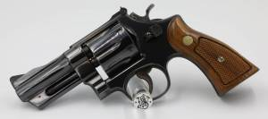 """Smith & Wesson - Smith & Wesson Model 27-2 3 1/2"""" Blue in ANIB - Image 3"""